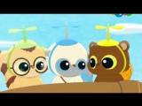 Юху и его друзья 2 сезон 29. Тёмный родник в океане