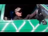 В Новосибирской области ветеран ВОВ Михаил Чернышов собрал болотоход