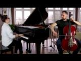 Кавер песни Ellie Goulding - Love Me Like You Do Cover на виолончели и пианино - Brooklyn Duo