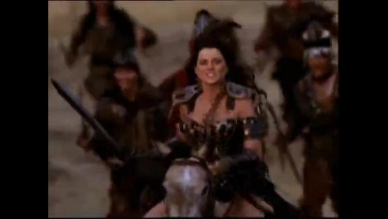 Заставка Зена - королева воинов