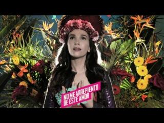 Natalia Oreiro - No Me Arrepiento de Este Amor (Official Video / Клип 2016) (OST Джильда: Я не жалею об этой любви)