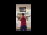 Махи руками назад в кроссовере — упражнение для проработки проблемной задней части дельт