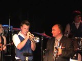 Dane Laboyrie with James Morrison and Ian Cooper
