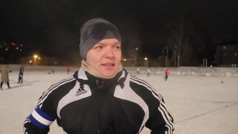 Послематчевое интервью Яна Куприянова Амкар 92