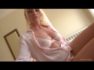 Kathia Nobili - Only Mommy Could Solve Your Morning Erection Trouble Solo, MAsturbation, Incest