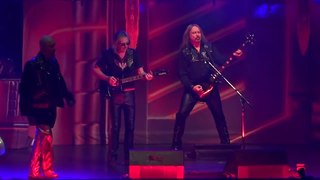 Judas Priest with Glenn Tipton Newark 2018 (Metal Gods, Breaking The Law, Living After Midnight)