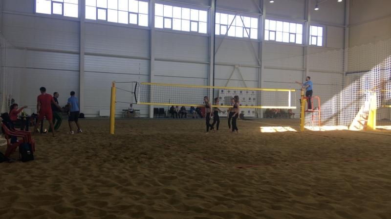 Пляжный волейбол. Обнинск.