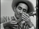 "Charango virtuoso Jaime Torres playing the traditional Andean tune ""Naranjitay."""
