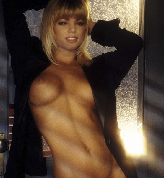 Naked Donna D'errico In Playboy Magazine Ancensored