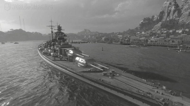 World of Warships   Cesta k Duke of York   bitva u severního mysu 2