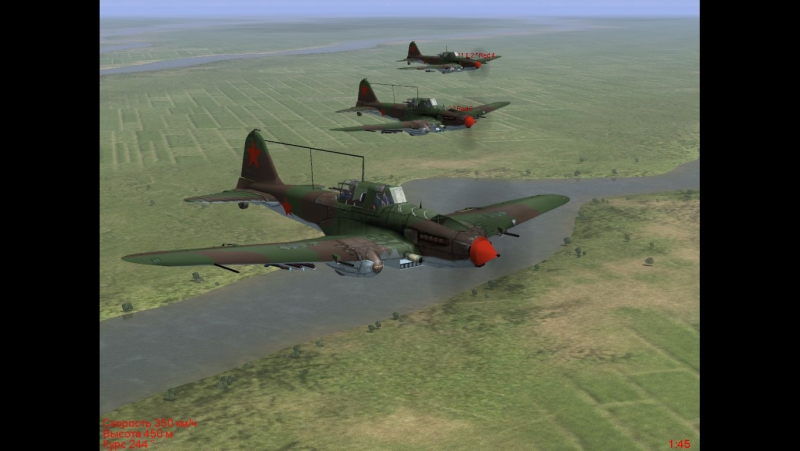 Dedicated to _Il-2 the stormer_ game amateurs