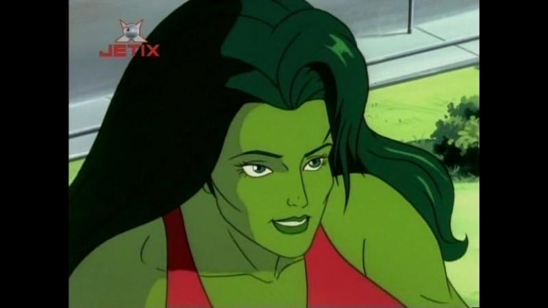 Невероятный Халк 2 2 15 Назад по улице Down Memory Lane The Incredible Hulk