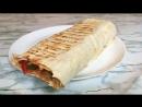 Natasha Parkhomenko Домашняя Шаурма Очень Вкусная и Сочная Супер Рецепт Быстро и Просто Shawarma