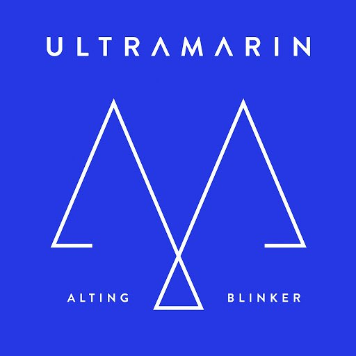 Ultramarin альбом Alting Blinker