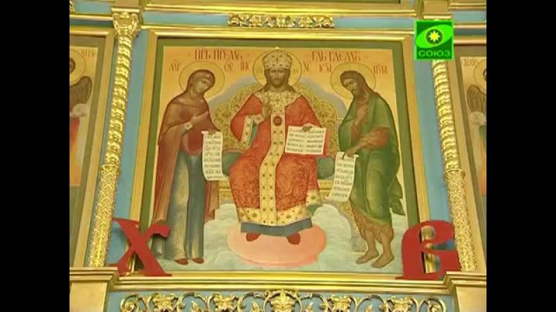 Храм Великомученика Георгия Победоносца в Старых Лучниках из цикла Святыни Москвы