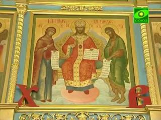 Храм Великомученика Георгия Победоносца в Старых Лучниках (из цикла