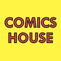 "Логотип ""Comics House""/ Магазин комиксов в Самаре"