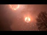 День снятия блокады Ленинграда - фейерверк