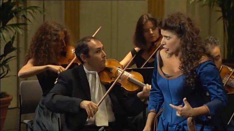Чечилия Бартоли - Agitata da Due Venti - La Griselda - Vivaldi