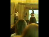 Танец ко дню учителя