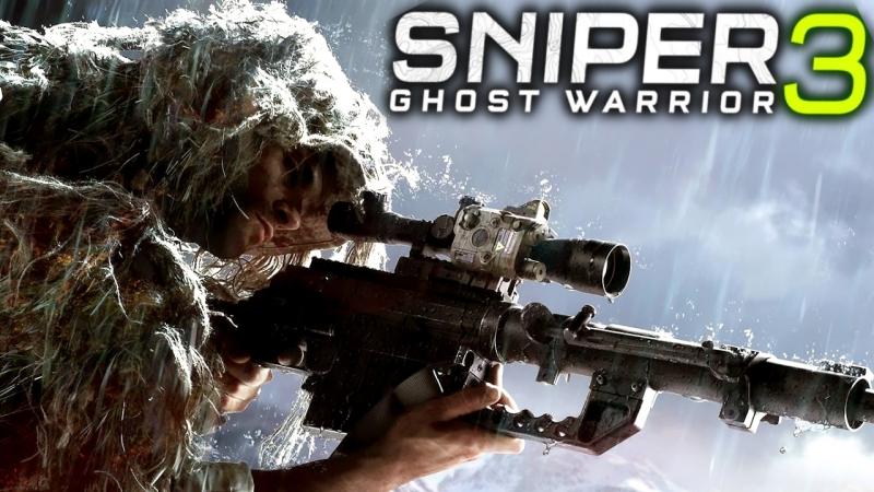Sniper Ghost Warrior 3 (Правая Рука) концовка игры