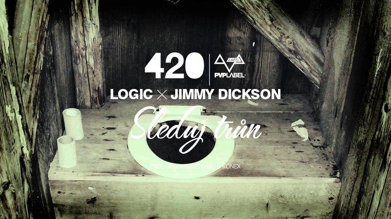LOGIC X JIMMY DICKSON SLEDUJ TRŮN prod by CASSIUS CAKE KONEX Candymane diss