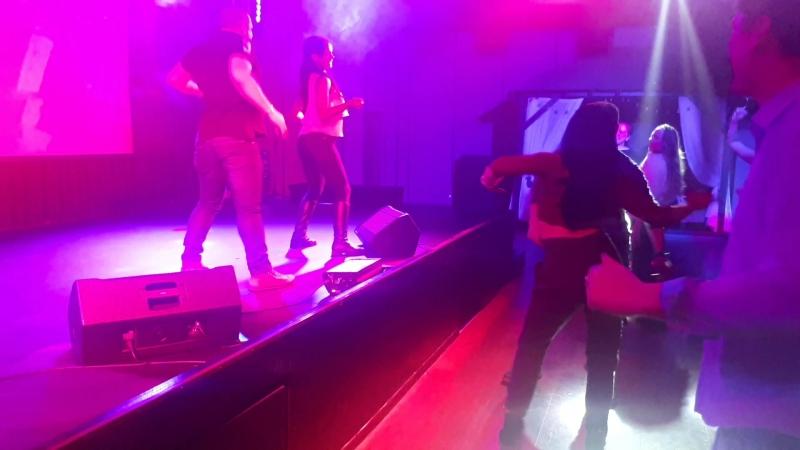 Зажигательные латиноамериканские танцы