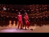 Финальный танец LES TWINS на World of Dance