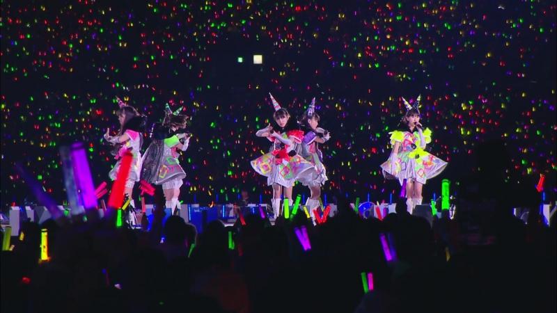 Momoiro Clover Z - NEO STARGATE [Haru no Ichidaiji 2014]