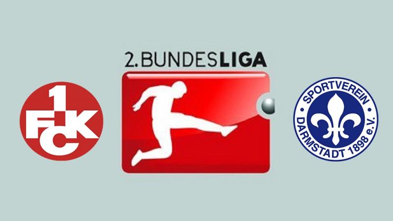 Чемпионат Германии 2017-18 / 2 Бундеслига / 2-й тур / Кайзерслаутерн – Дармштадт