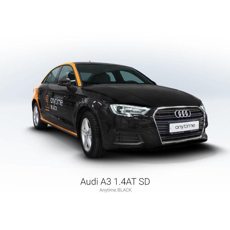 Audi A3 от Anytime Black