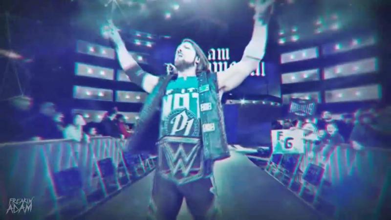 | UWF | AJ Styles Titantron