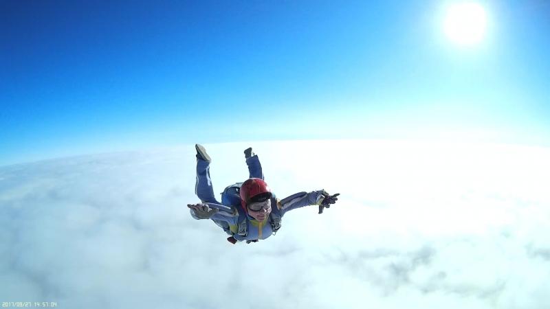 Кити Киборг | Skydive | Kiti Cyborg