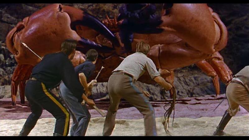 Таинственный остров (1961)