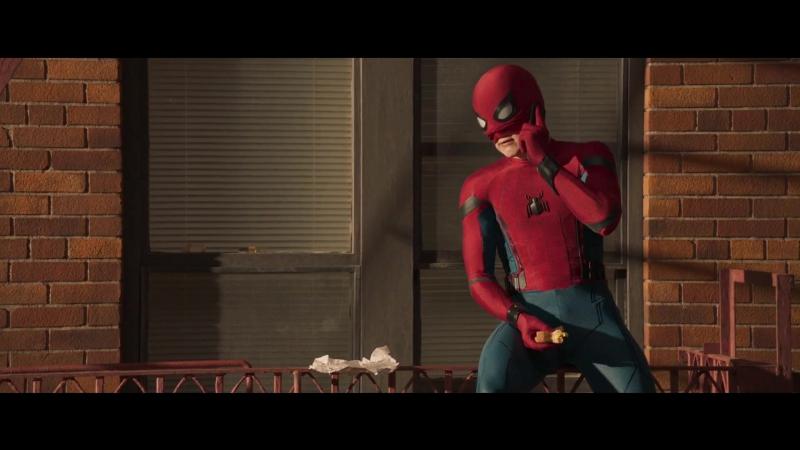 Человек-паук: Возвращение домой / Spider-Man: Homecoming.Трейлер 3 (2017) [1080p]