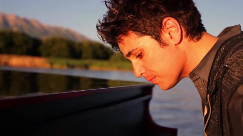Dubstep Piano on the lake Radioactive With William Joseph 4K