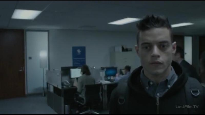 Mr.Robot/Мистер Робот. Офис