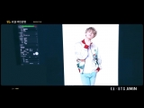 KB Starbanking x BTS - Making Film - Ep.1 Jimin - first release
