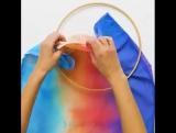 5 просто гениальных способов использования вышивальных обручей. ЧАСТЬ ВТОРАЯ