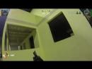 Страйкбол на карте Counter Strike_Mansion- Снегири VS Южный парк -- GoPro