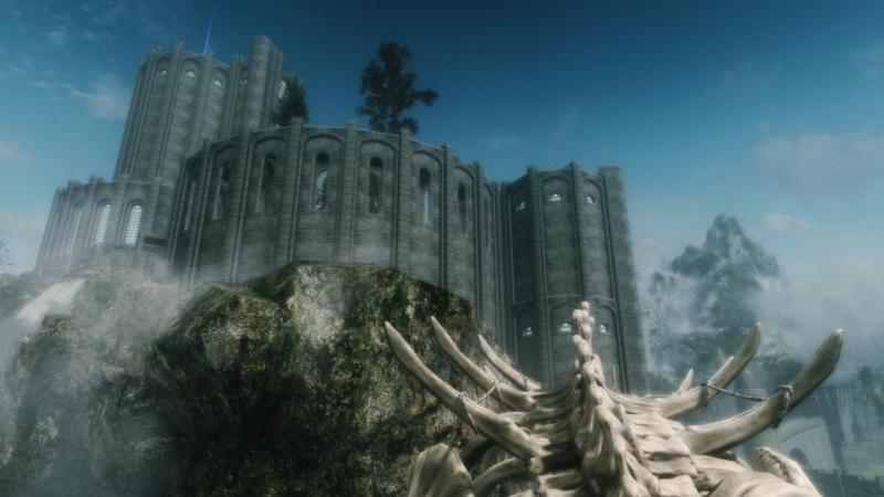 Небесный замок. На поверхность.