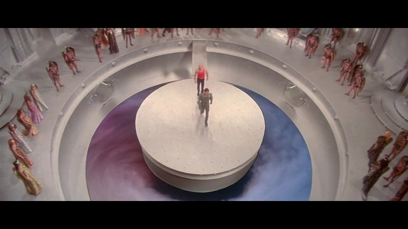 Flash Gordon (1980) ENG / Флэш Гордон