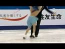 Cup of China 2012 -1-7- ICE DANCE SD - Madison CHOCK Evan BATES - 02-11-2012
