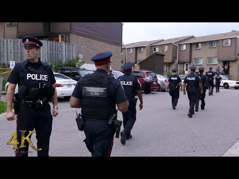 Toronto: 9 shot, 3 killed in one day in latest spate of gun violence 7-23-2017