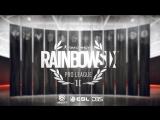 Tom Clancys Rainbow Six Осада — Финал второго сезона Pro League. День 1