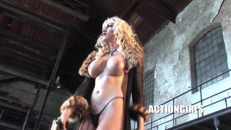 Actiongirls iryna factory 2 erotic эротика fetish фетиш playboy model модель boobs tits грудь сиськи