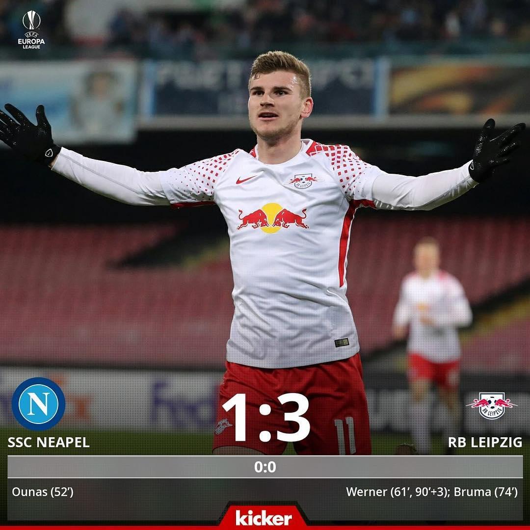 427. SSC Napoli (ITA) - RB Leipzig (GER) 1:3