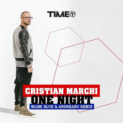 Cristian Marchi альбом One Night (Miami Blue & Andreano Remix)