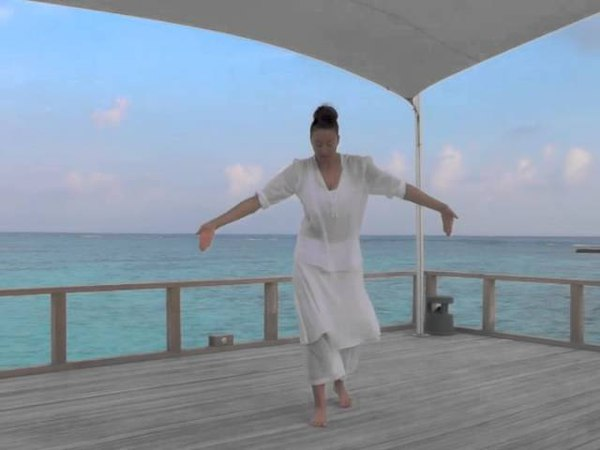 Aadi Shakti - Celestial Communication Dance the Yoga Adi Shakti - Simone Schmidt