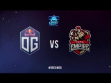 OG vs Team Empire